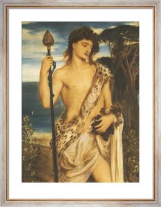Bacchus, 1867 by Simeon Solomon