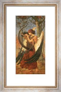 Titania's Awakening, 1896 by Charles Sims