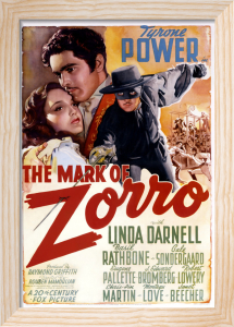 The Mark of Zorro, 1940 by Anonymous
