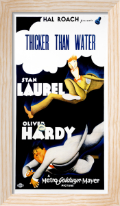 Thicker Than Water, 1935 by US Movie Poster