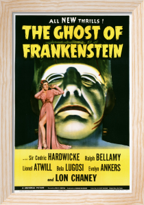 The Ghost Of Frankenstein, 1942, Universal by Christie's Images