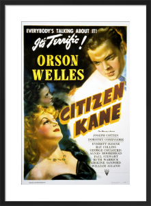 Citizen Kane by Anonymous