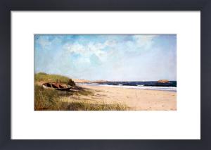 Along The Coast by Francis Augustus Silva