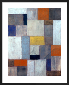 Aubette Design for The Stage Pour Le Plafond by Van Doesburg