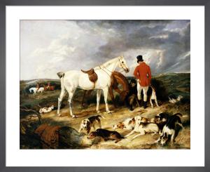 The Change by Sir Edwin Henry Landseer