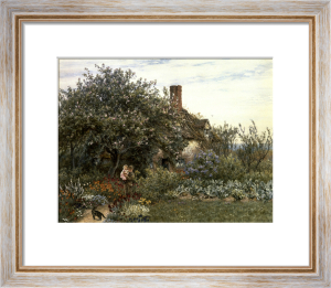 Near Hambledon by Helen Allingham