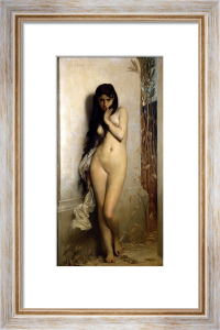 The Slave Girl by Jules Lefebvre