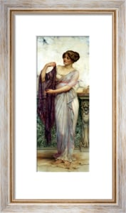 The Purple Scarf by William Clark Wontner