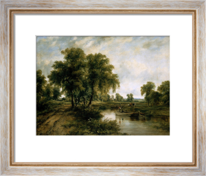 Dedham Vale, Suffolk by Frederick Watts