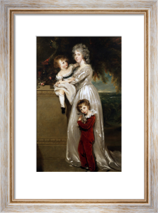 Portrait Of Mrs Annesley by Sir Thomas Lawrence