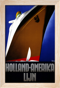 Holland Amerika Lijn by Ten Broek