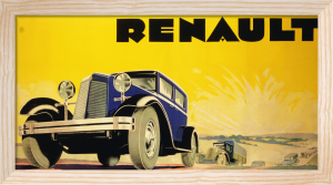 Renault by G. Bourdier