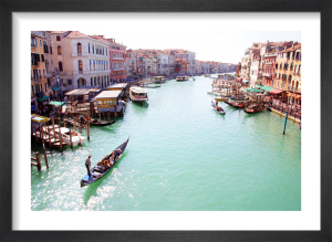Grand Canal Venice by Wayne Williams