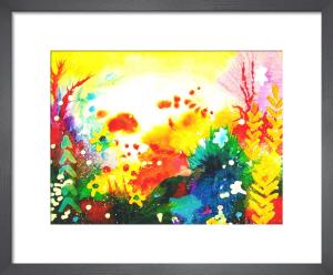Tropical 2 by Luisa Gaye Ayre