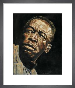John Lee Hooker by John Wilsher