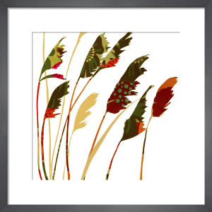 Grasses by Louise Cunningham