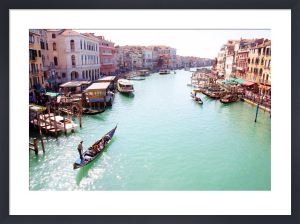 Grand Canal Venice by Wayne Williams