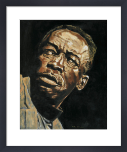 John Lee Hooker by John Wilsher