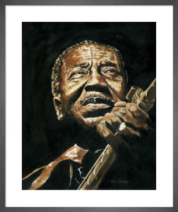 Muddy Waters by John Wilsher