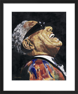 Ray Charles by John Wilsher