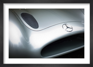 Mercedes SLR, 1955 by Marc Lickfett