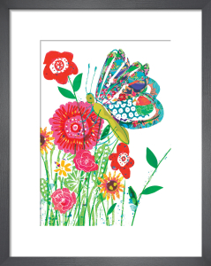 Big Butterfly by Louise Cunningham
