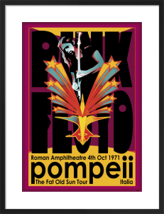 Pompeii by Christopher James Dayman