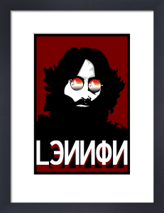 Lennon's on sale again by Christopher James Dayman
