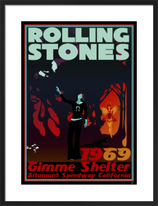 Gimme Shelter by Christopher James Dayman