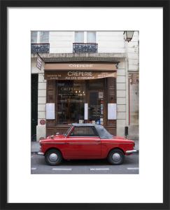 Parked - Autobianchi by Flo Smith