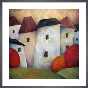 The Old Houses by Jeremy Mayes