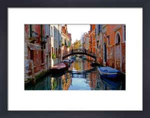 Vibrant Venice by Wayne Williams