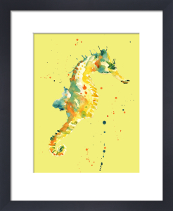 Serenity Seahorse by Alison Fennell