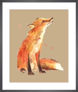 Fox Trust by Alison Fennell