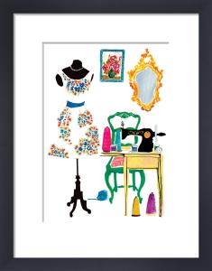 Dressmaker by Louise Cunningham