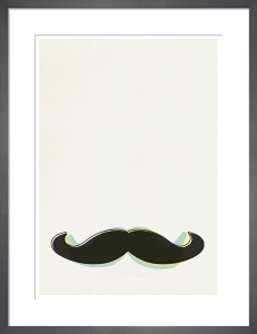 Moustache by Yeah, That