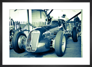 1930s Maserati Race Car by Marc Lickfett