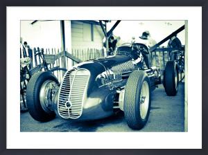 1930s Maserati Race Car by Marc Lickfett