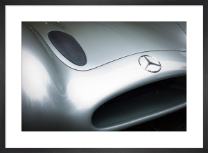Mercedes SLR, 1955 by Marc Lickfett