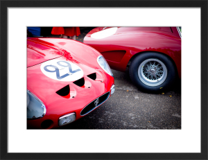 2 Ferraris by Marc Lickfett