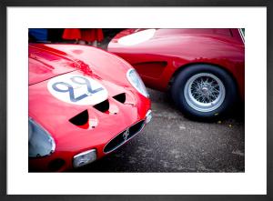 2 Ferraris by Marc Lickfett