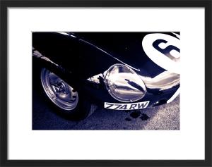 Jaguar D Type by Marc Lickfett