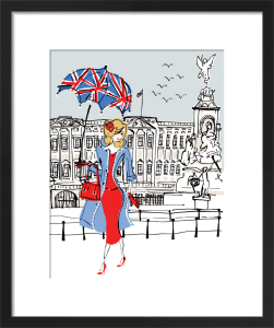 Rule Britannia by Louise Cunningham