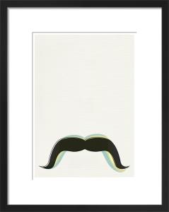 Moustache II by Yeah, That