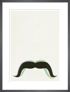 Moustache II by Yeah, That