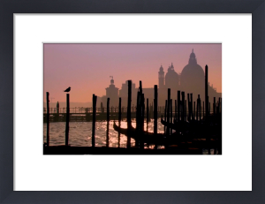 Venice At Dawn by Wayne Williams
