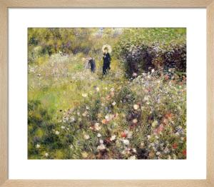 Summer Landscape by Pierre Auguste Renoir