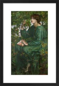 Day Dream, 1880 by Dante Gabriel Rossetti