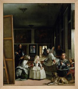 Las Meninas, c.1656 by Diego Velázquez
