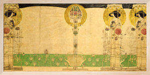 Miss Cranston's Buchanan Street Tearooms, 1896 by Charles Rennie Mackintosh